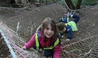 Norsk utesuksess i de irske skoger