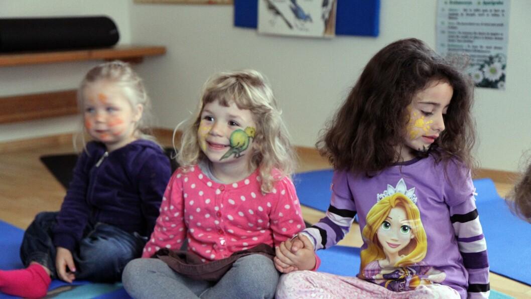 Neo-Humanistisk filosofi handler om å lære barna å ta vare på alle og alt rundt seg.