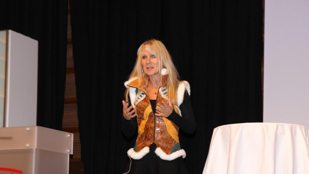 Merethe Frøyland er geolog og leder for Naturfagsenteret ved Universitetet i Oslo.