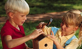 – Vi trenger mer sløyd i barnehagen