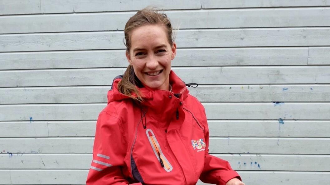 Elisabeth Sneis Jensen, daglig leder i Østre Strøm FUS barnehage.