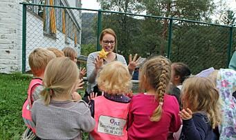 – Det som er bra for flyktningbarn, er bra for alle barn