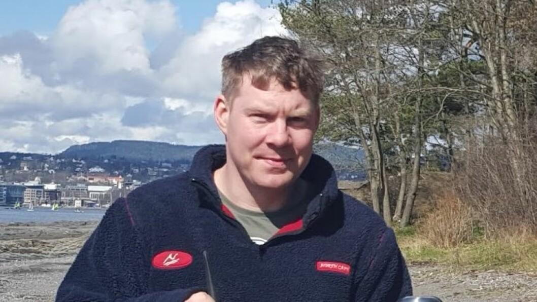Ingemar Nielsen er pedagogisk leder i Hydroparken Barnehage.