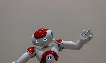 Bruker roboter i barnehagen