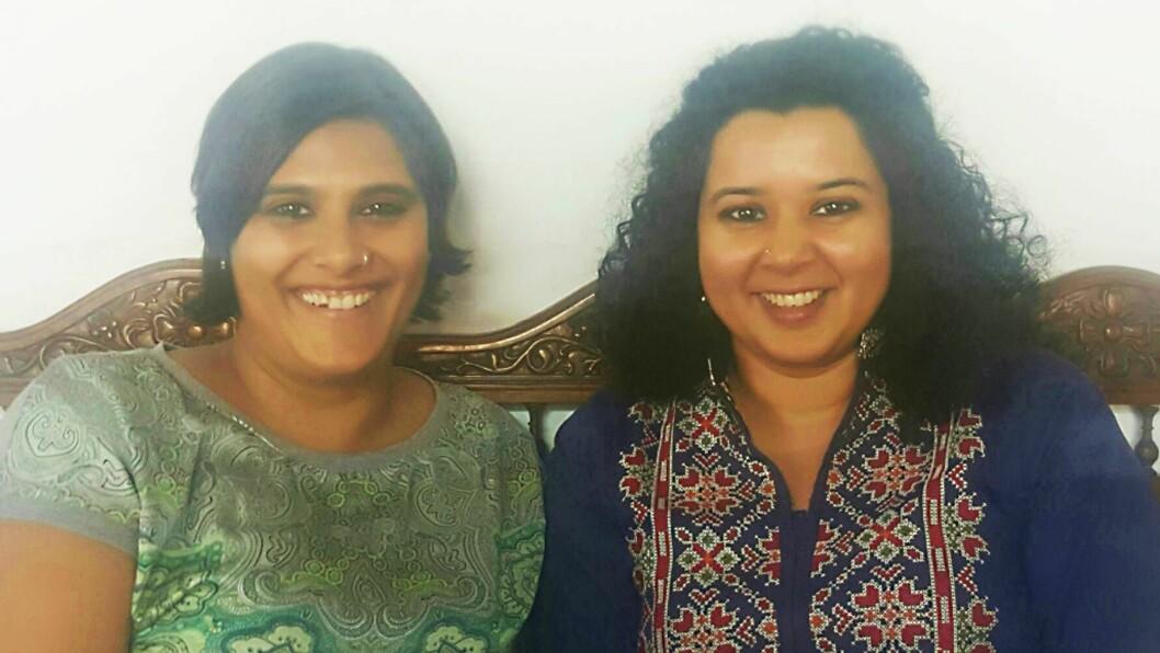 Helen Issar og Darshana Rajaram er utdannet i Norge og har sterke bånd her. Nå tar de med seg den nordiske barnehagemodellen til hjemlandet India.