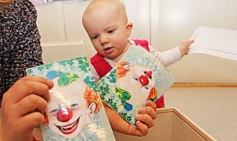 Her er boksen som får barn i bevegelse