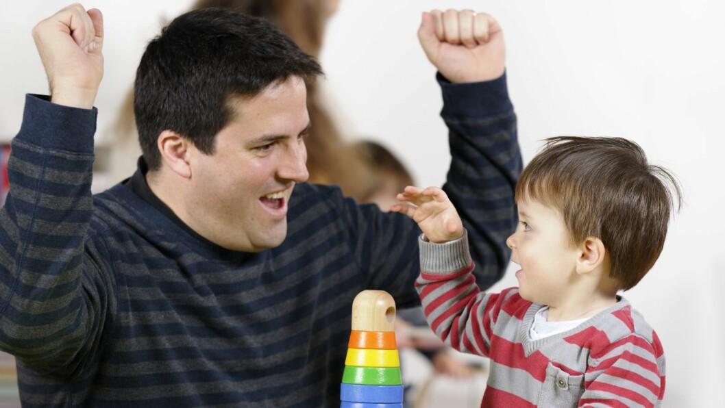 – Vi vil at våre små skal bli store og stolte. Stolte av sine evner og med ytelse som få.