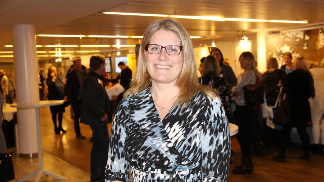 Malin Malmström har tidligere jobbet som barnehagelærer og -leder, og er i dag ansvarlig for barnehageområdet i Gothia Fortbildning og sjefsredaktør for magasinet Förskoletidningen.