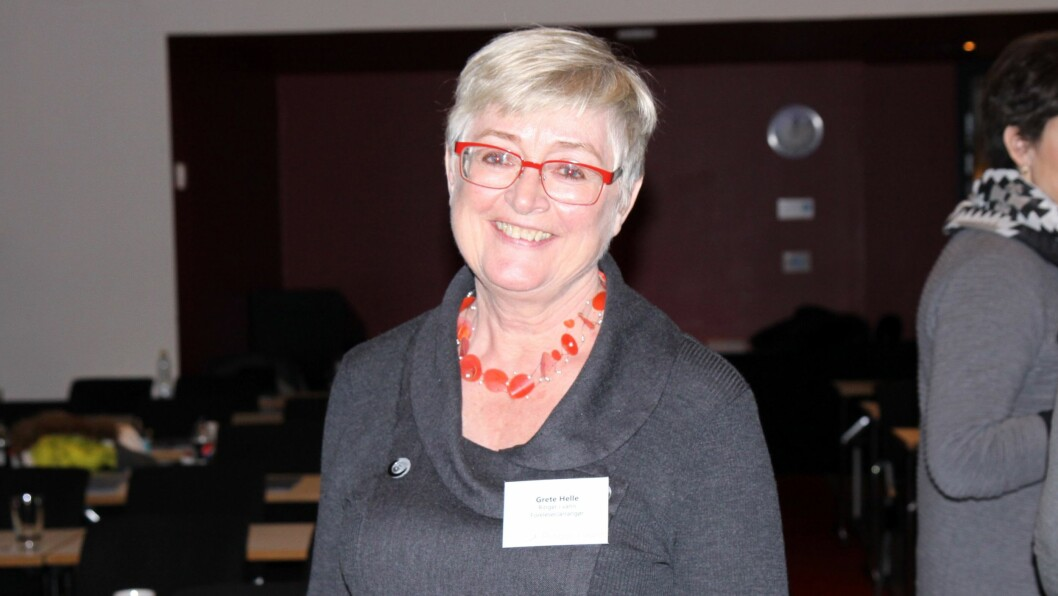 Pedagog og virksomhetsutvikler, Grete Helle, mener tidlig innsats må prioriteres.