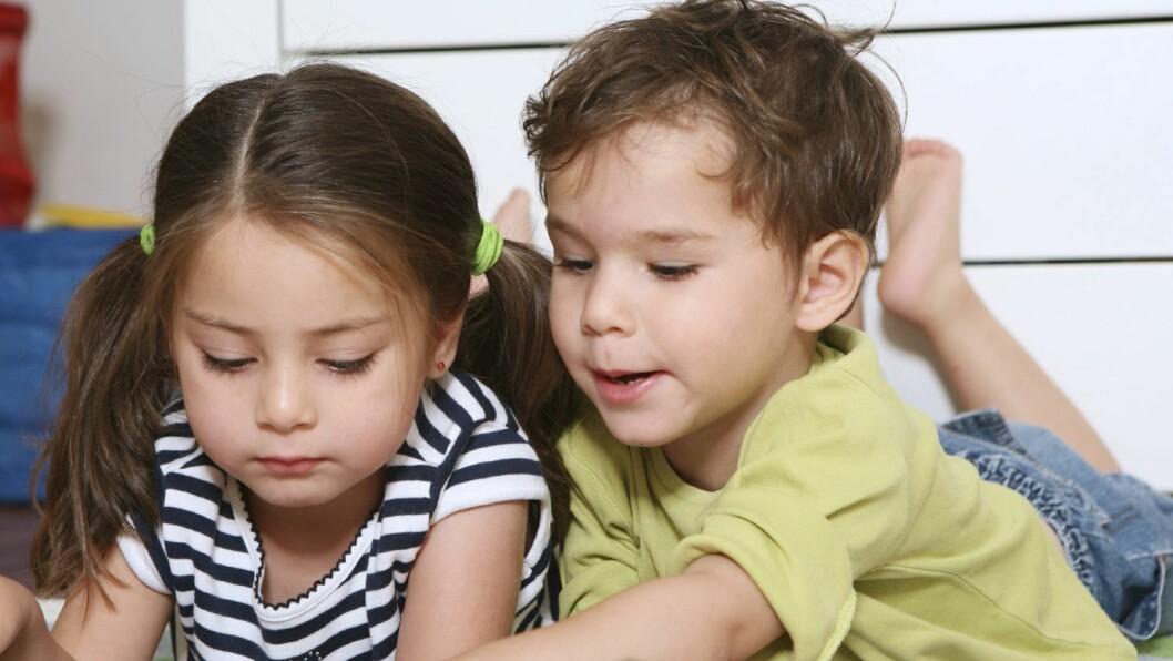 Erle Sellevåg slår et slag for de «snille og flinke» barna, de som klarer seg selv.