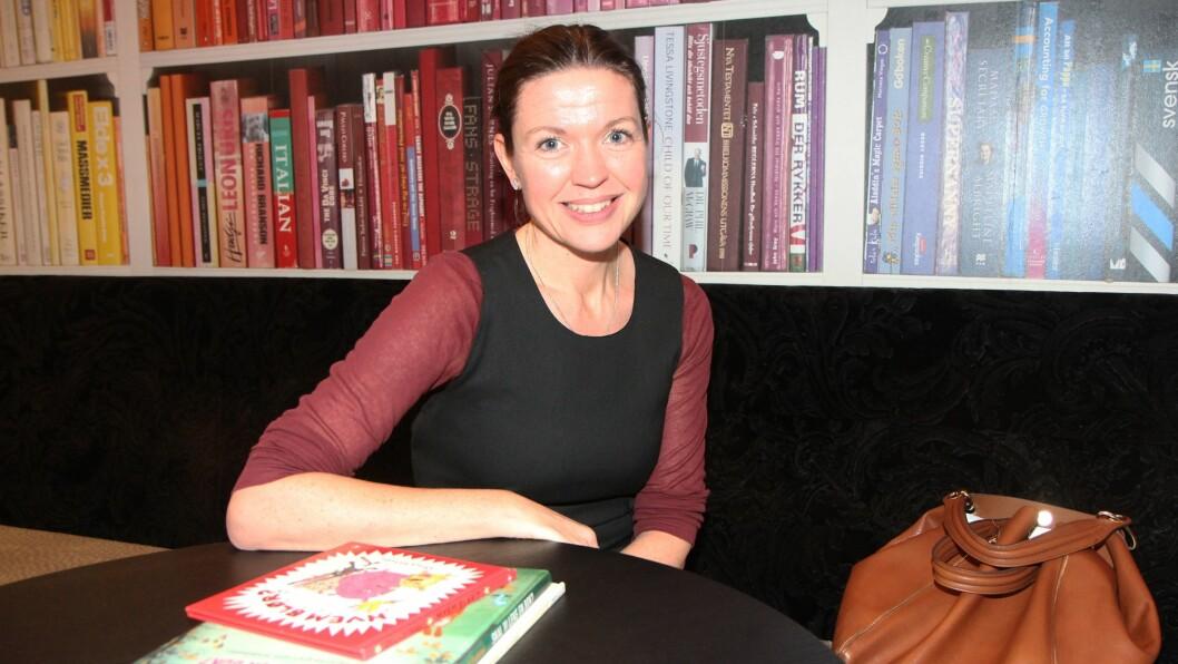 Cecilie Dyrkorn Fodstad er norsklektor ved Dronning Mauds minne høgskole.