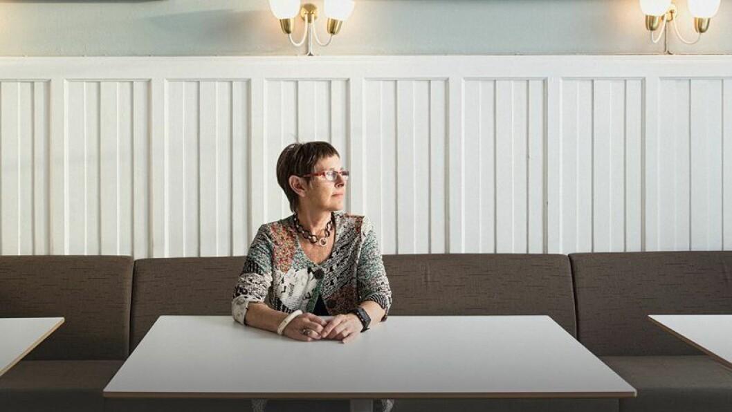 Sonja Kibsgaard er dosent ved Seksjon for pedagogikk ved DMMH.