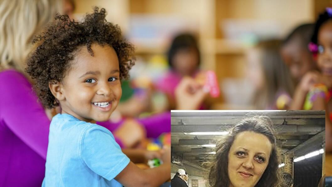 Blerta Pllana er flerkulturell barnehagelærer.