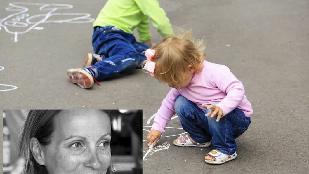 Jeanette Sjetne er daglig leder i Hektneråsen FUS barnehage.