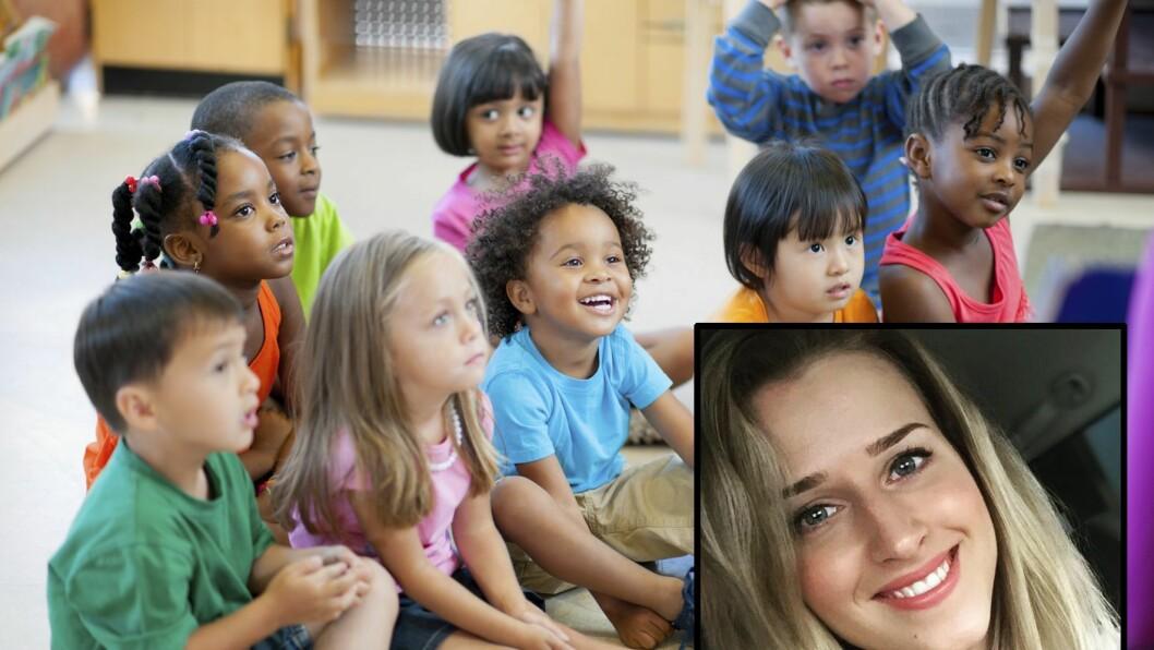 – Når en ikke har andre som snakker samme morsmål, vil det å få en bok lest på morsmålet og synge en sang en kjenner til være med på å bekrefte en stor del av identiteten til barnet.