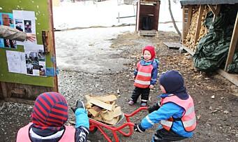 Tar barnas undring på alvor