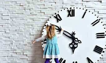 – Er en barnehagedag til barns beste?