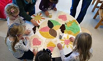 Deltar i internasjonalt barnehageprosjekt for å forebygge diskriminering