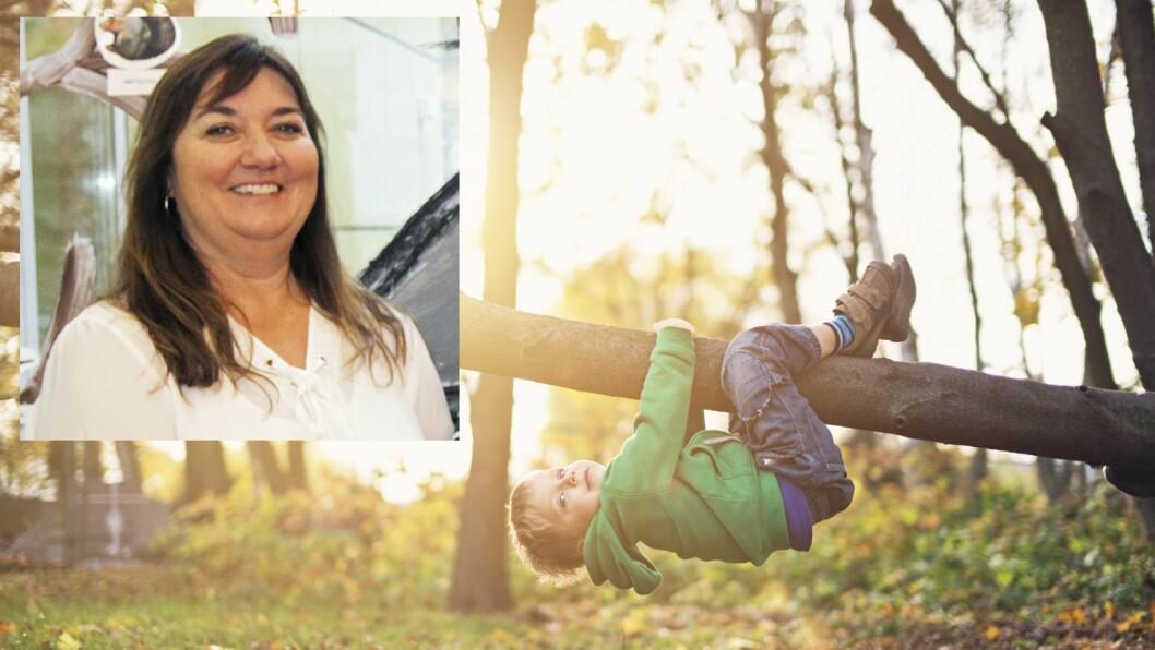 Eva Heger er utviklingssjef i Barnehagenett.