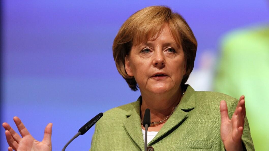 Forbundskansler Angela Merkel gikk på et sviende nederlag i tysk høyesterett i går.