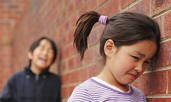 Bekymret for mobbing i barnehagen