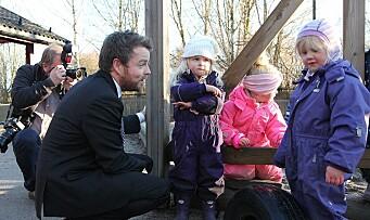 Regjeringen vil lovfeste norskkrav for barnehageansatte