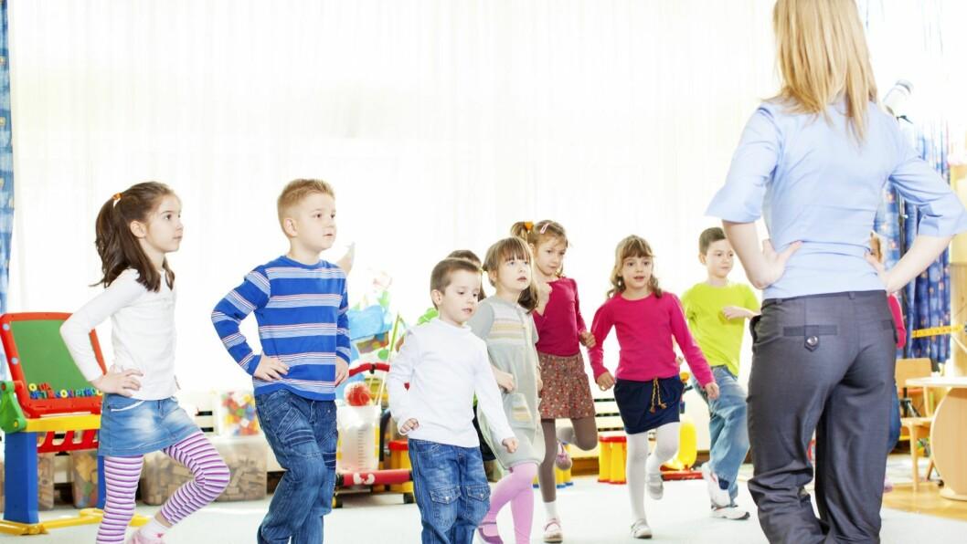 Har vi en for snever ledelsesforståelse som skaper et uhensiktsmessig skille mellom barnehage og skole? spør kronikkforfatterne seg.
