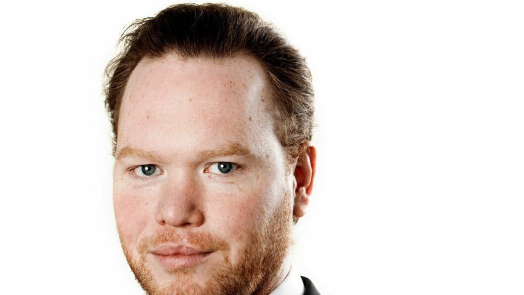 Politisk rådgiver i Kunnskapdepartementet, Magnus Thue.
