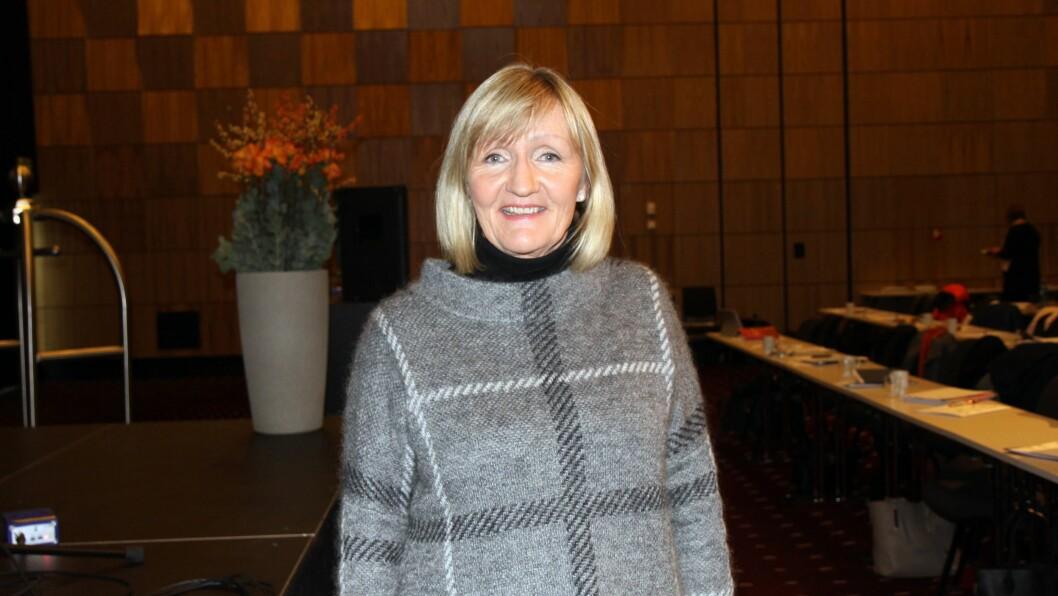 Bente Aronsen, avdelingsdirektør i Kunnskapsdepartementet.