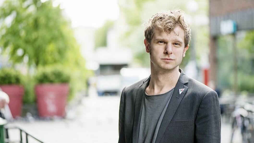 Snorre Valen er nestleder i SV.