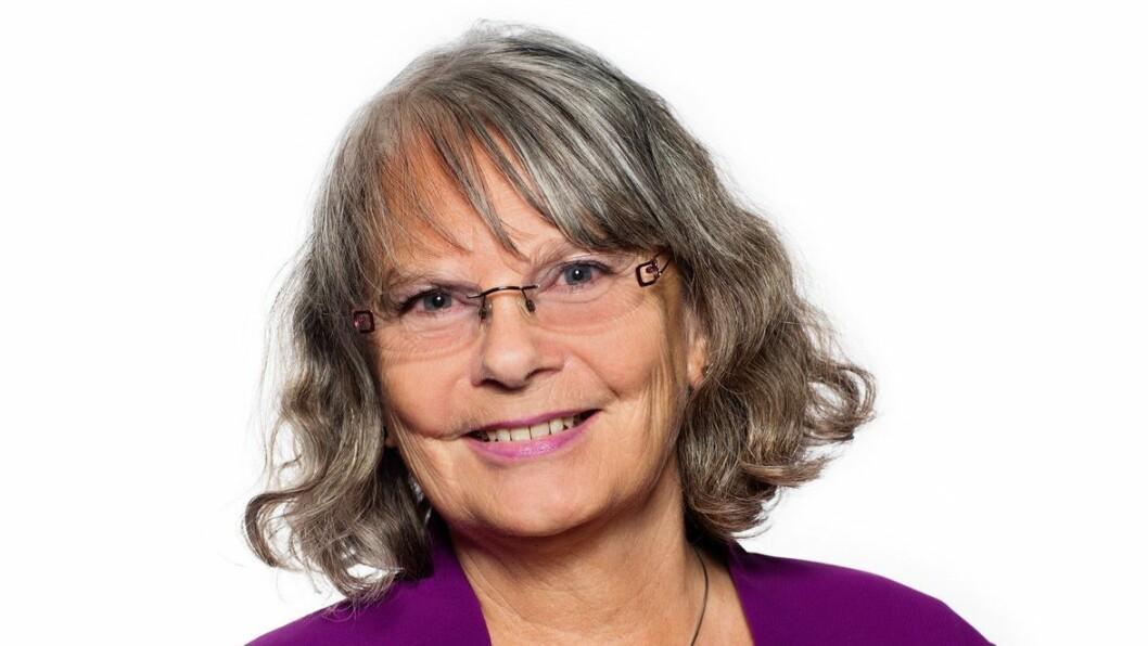 Mette Henriksen Aas, leder i Seksjon kirke, kultur og oppvekst i Fagforbundet.