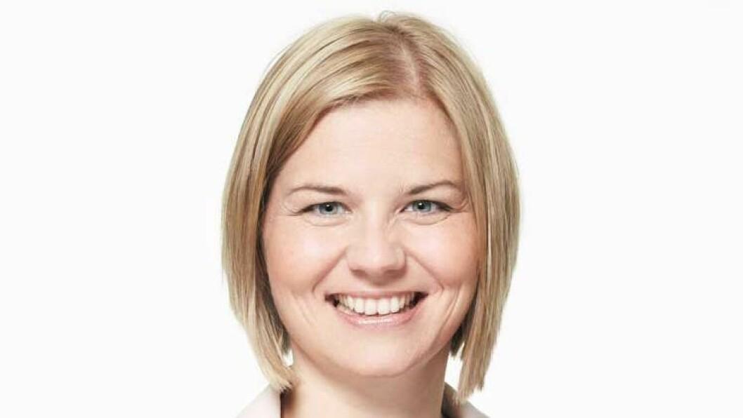 Nestleder Guri Melby i Venstres programkomité.