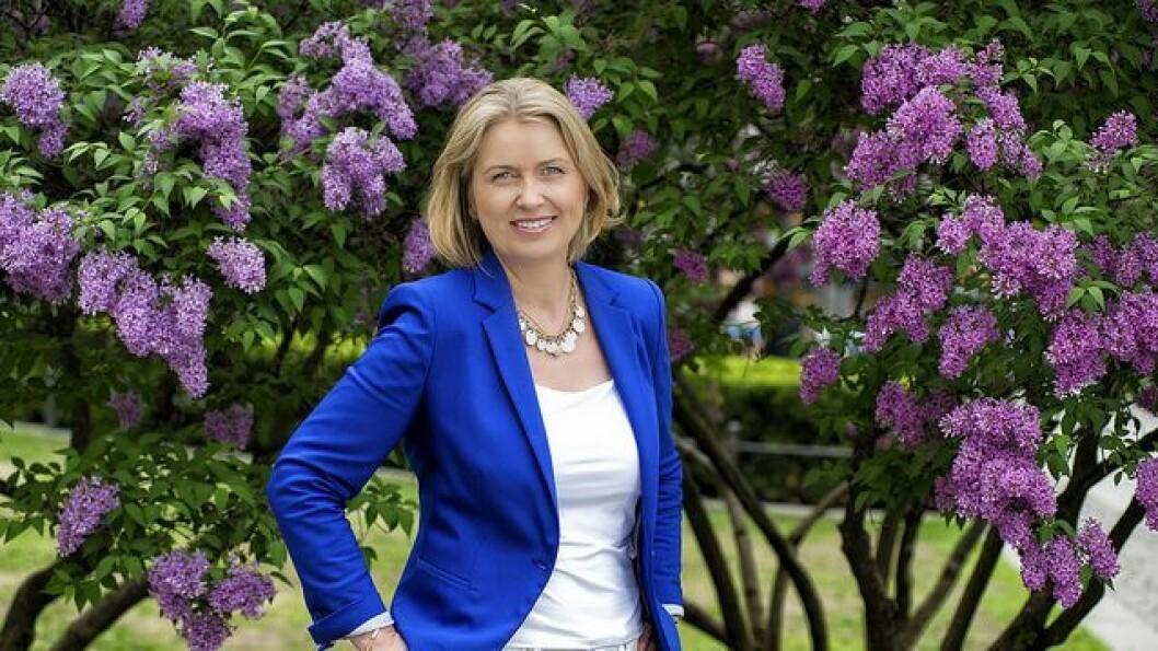 Kristin Vinje, leder for Høyres kunnskapsutvalg.