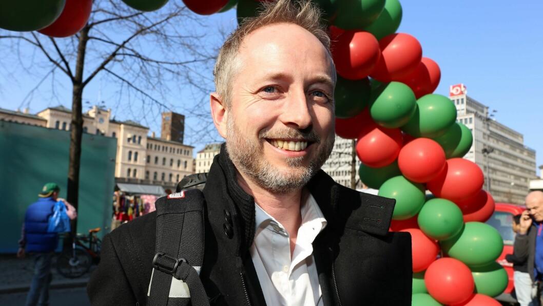 Bård Vegar Solhjell, stortingsrepresentant Sosialistisk Venstreparti, og tidligere kunnskapsminister.