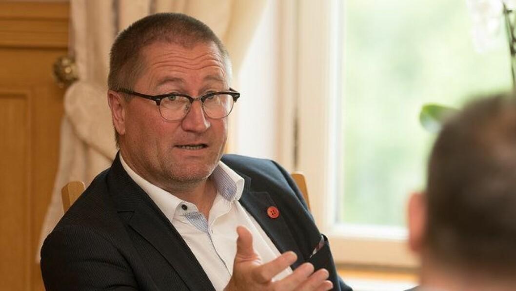 Geir Jørgen Bekkevold i KrF sitter i Familie- og kulturkomiteen på Stortinget.