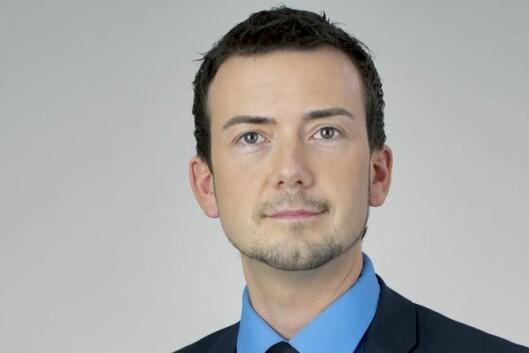 Kent Gudmundsen, stortingsrepresentant (H).