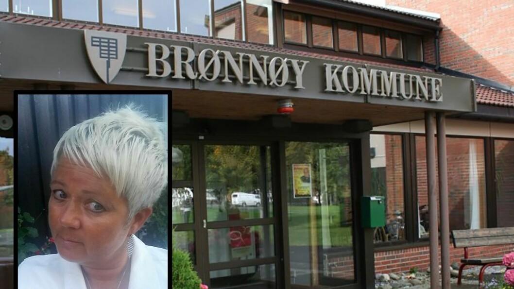 - Folk er kjempeslitne. Vi hadde medlemmer som var på gråten på medlemsmøtet, sier Merethe Paulsen Blomstervik om barnehagesituasjonen i Brønnøy.