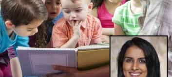 Vilmåle ferdighetene til alle 3-, 4- og 5-åringer – og legge resultatene ut på nett