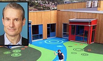 Ordfører til verbalt angrep på byråkratene i sak om oppkjøp av barnehage