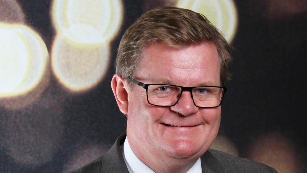 Harald Furre (H) er ordfører i Kristiansand.
