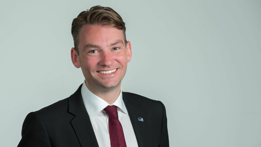 Henrik Asheim (H) er konstituert kunnskapsminister.