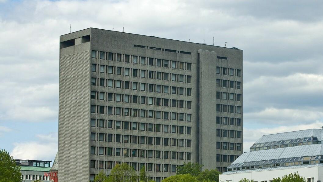 Bergen rådhus.