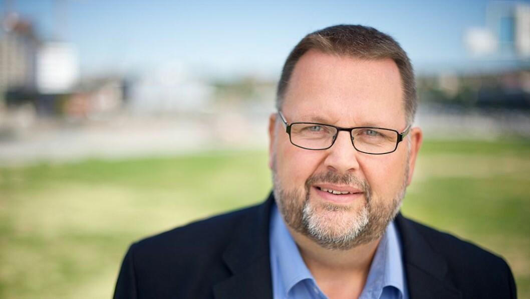 Svein Harberg, Høyre.