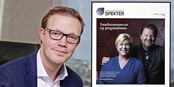 Lanserer magasin om private aktører i offentlig velferd