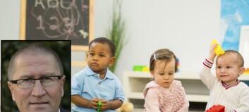 KrF vil ha mer fleksibel ordning for de minste barna