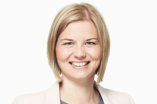 Guri Melby, Venstre.