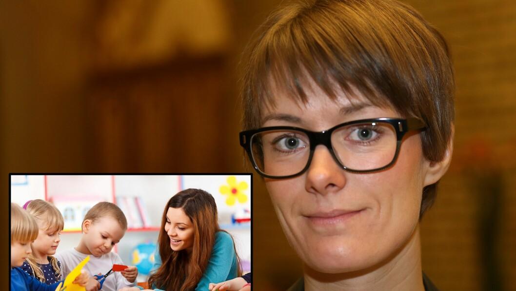 Arbeiderpartiets familiepolitiske talsperson Anette Trettebergstuen er spent foran partiets landsmøte som starter torsdag.