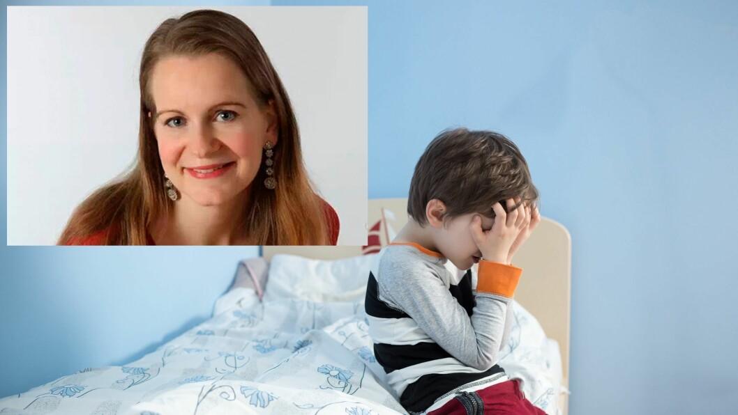 Therese Halle Isene, barnehagelærer, miljøterapeut og trebarnsmor.
