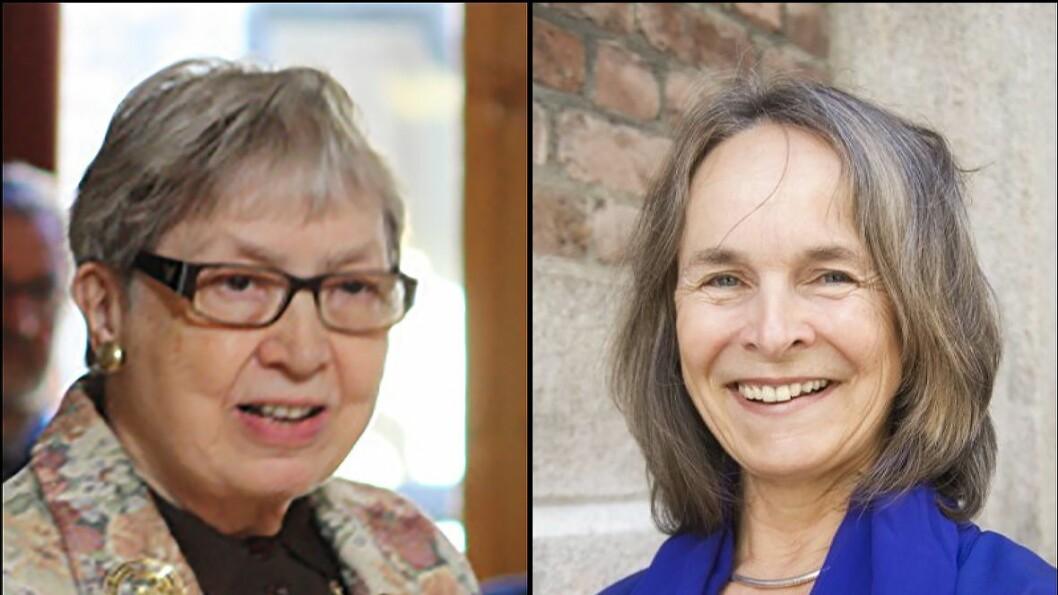 Torild Skard og Gro Nylander mener likestillingen er gått for langt og at små barn sendes for tidlig i barnehage.