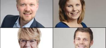 Tok profitt-debatten på Dagsnytt Atten